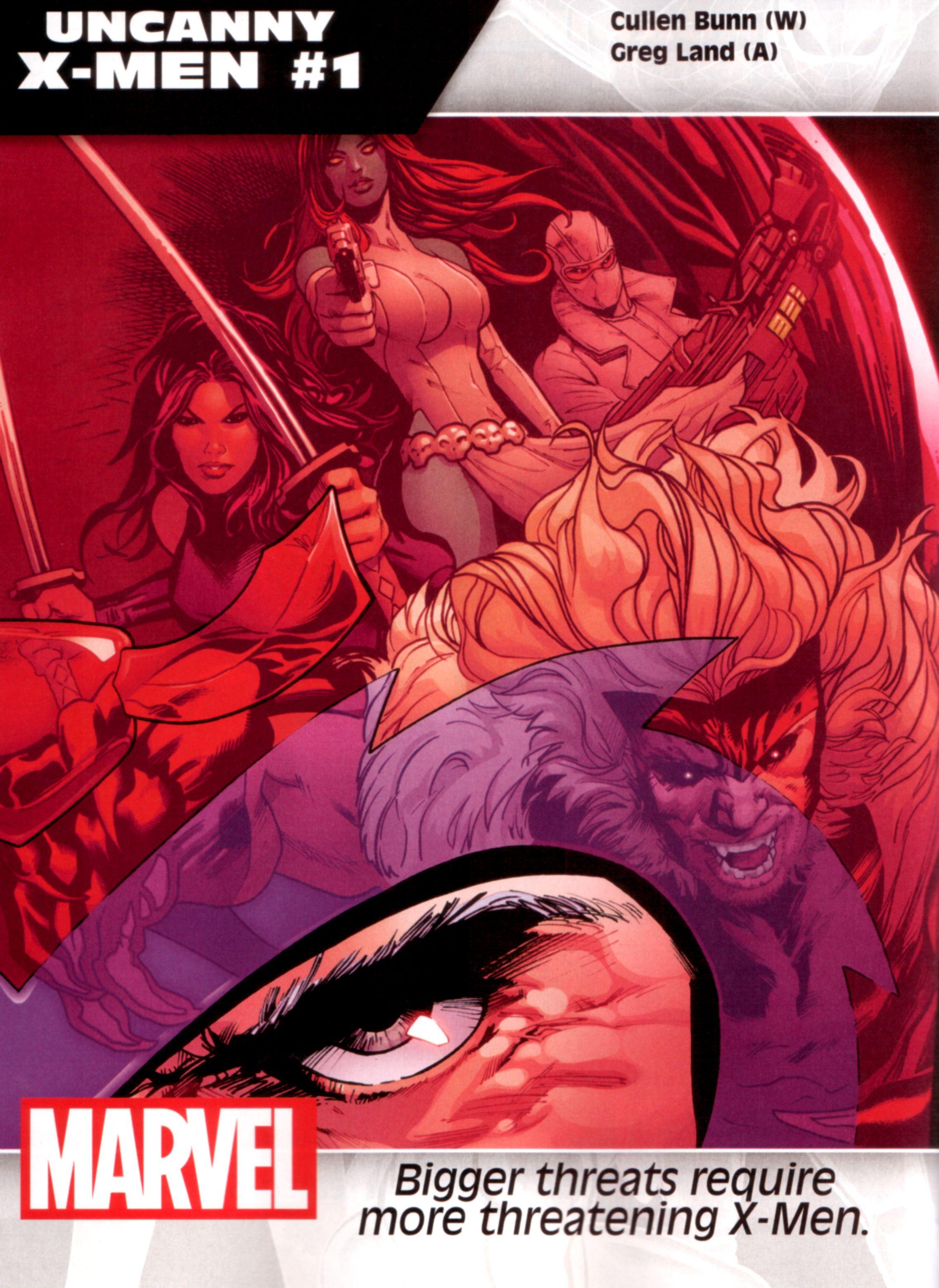 Uncanny X-Men #1 Volume 4 Midtown Comics