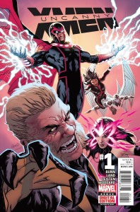 Uncanny X-Men #1 by Bunn & Greg Land