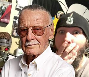 """Stan """"The Man"""" Lee talks Comics!"""