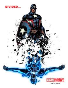 Captain Hydra - er - America & Mosaic