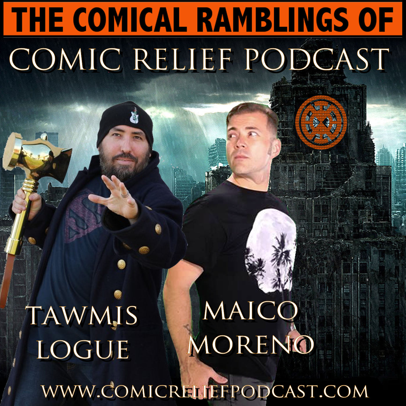Comic Relief Podcast